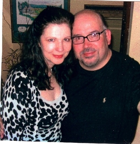 Paula & Robert (grainy)
