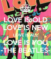 BeatlesLoveOldNew