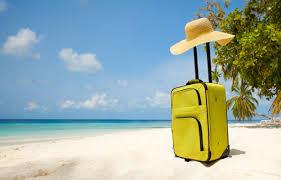 SuitcaseSand